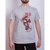 Remera GOW God And Son Gris Hombre