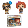 Funko CC Young Ellie & Carl (Vynl) - Up (Disney)