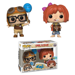 Funko CC Young Ellie & Carl (Vynl) - UP! (Disney)