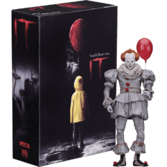 "It - 7"" Collectible Fig - Ultimate Pennywise (2017 Movie)"