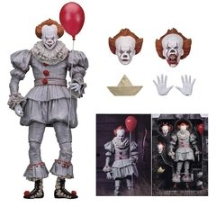"It - 7"" Collectible Fig - Ultimate Pennywise (2017 Movie) - comprar online"