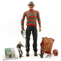 "Nightmare On Elm Street Part III - 7"" Collectible Fig - Ult. Dream Warriors Freddy"