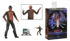 "Nightmare On Elm Street Part III - 7"" Collectible Fig - Ult. Dream Warriors Freddy - comprar online"