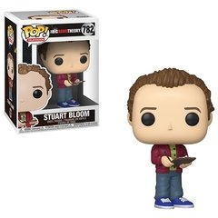 Funko Stuart (782) - The Big Bang Theory (TV)