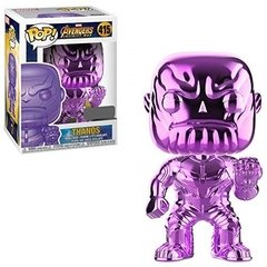 Funko Thanos Purple Chr (415) - Infinity War (Marvel)