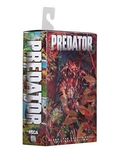 "Ultimate Elder: Golden Angel (7"") Predator 2 - NECA - Geek Spot"