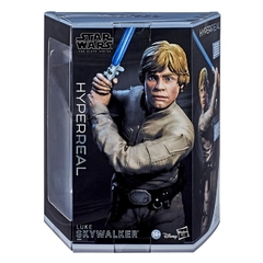 Luke Skywalker (Bespin) Hyper Real Figure - Star Wars - Hasbro - Black Series - tienda online
