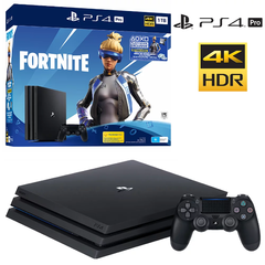 Consola PlayStation 4 PRO de 1TB Edición Fortnite