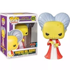 Funko CC Vampire Mr. Burns (825) - Simpsons (TV)