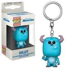 Funko Keychain: Sulley - Monsters Inc (Disney)