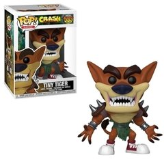 Funko Tiny Tiger (533) - Crash Bandicoot (Games)