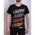 Remera Just Dance Louder Negro Hombre