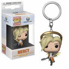 Funko Keychain: Mercy - Overwatch (Games)