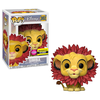 Funko Simba With Leaf Mane (302) (Disney)