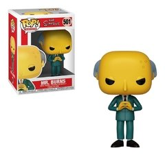 Funko Mr Burns (501) - Los Simpsons (TV)