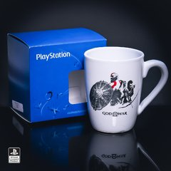 Taza God Of War Ask The Axe - comprar online