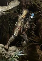 "Ultimate Jungle Hunter (7"") Predator - Neca - Geek Spot"