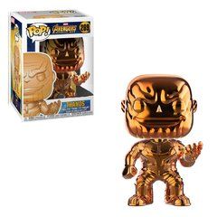 Funko Thanos Orange Chrome (289) - Infinity War (Marvel)