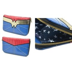 Billetera Wonder Woman