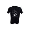 Remera Black Panther Negra Hombre