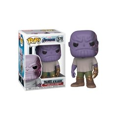 Funko Thanos In Garden (579) - Endgame (Marvel)
