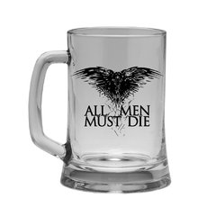 Chopp All Men Must Die