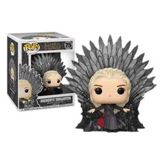 Funko Daenerys Iron Throne Deluxe (75) - Game Of Thrones (GOT)