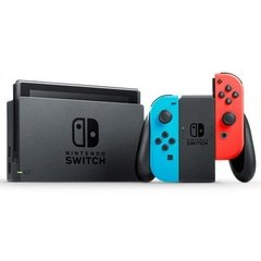 Consola Nintendo Switch Neon en internet
