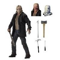 "Ultimate Jason (7"") Friday The 13Th Rem - Neca"
