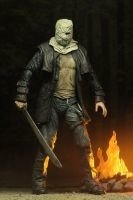 "Ultimate Jason (7"") Friday The 13Th Rem - Neca en internet"