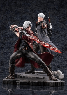 Nero (1/8) Devil May Cry 5 - Kotobukiya