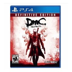 PS4 DmC Devil May Cry: Definitive Edition