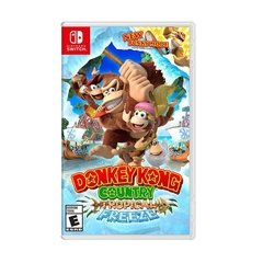Ns Donkey Kong: Tropical Freeze