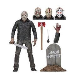 "Jason a New Beginning (7"") Friday The 13th - NECA"