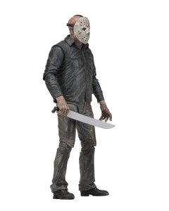 "Jason a New Beginning (7"") Friday The 13th - NECA - comprar online"