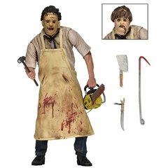 "Ultimate Leatherface (7"") Texas Chainsaw Massac - Neca"