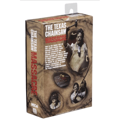 "Ultimate Leatherface (7"") Texas Chainsaw Massac - Neca - comprar online"