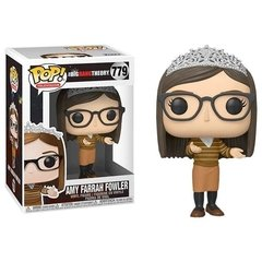 Funko Amy (779) - The Big Bang Theory (TV)