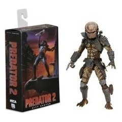 "Ultimate City Hunter (7"") Predator 2 - Neca"