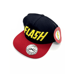 Gorra Visera Flash 3D Roja