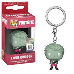 Funko Keychain: Love Ranger - Fortnite (Games)