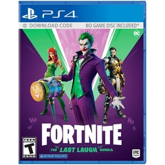 PS4 Fortnite: The Last Laugh Bundle