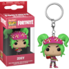 Funko Keychain: 1St Light S2 Zoey (Fortnite)