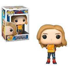 Funko Capitana Marvel W/Box (444) - Captain Marvel (Marvel)