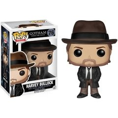 Funko Harvey Bullock (76) - Gotham (TV)
