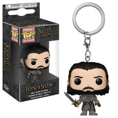 Funko Keychain: Jon Snow Beyond The Wall - GOT (TV)