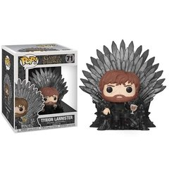 Funko Tyrion Iron Throne Deluxe (71) - Game Of Thrones (GOT)