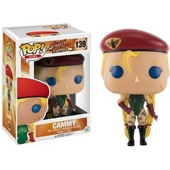 Funko Cammy (139) - Street Fighters (Games)