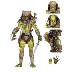 "Ultimate Elder: Golden Angel (7"") Predator 2 - NECA"