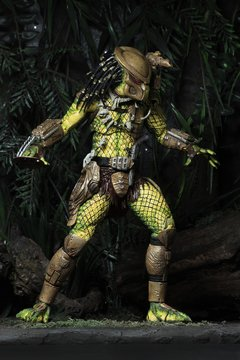 "Ultimate Elder: Golden Angel (7"") Predator 2 - NECA en internet"